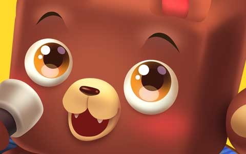 Cute Character Emoticon